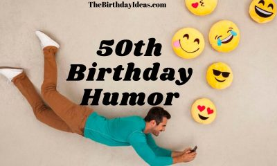 50th Birthday Humor