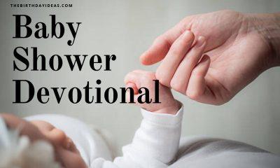 Baby Shower Devotional