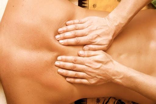 Back Massage on Boyfriends Birthday