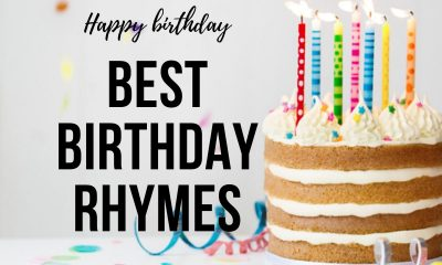 Birthday Rhymes
