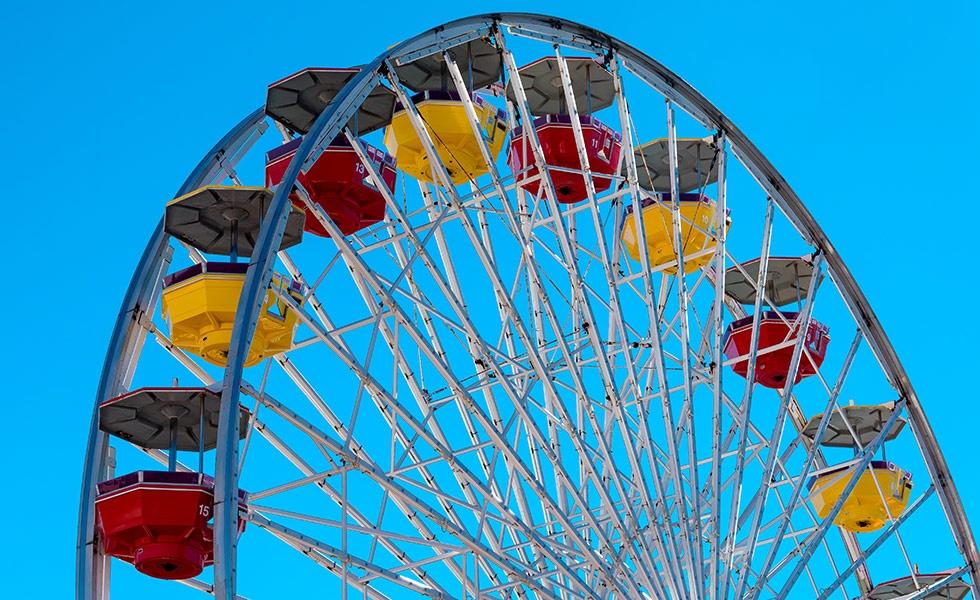 Ferris Wheel Ride Together