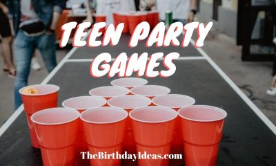 Teen Birthday Party Games