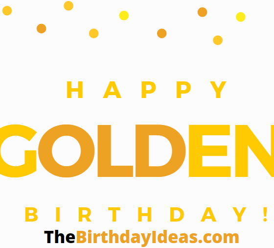 Golden Birthday