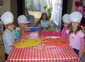 Chef Birthday Party Theme