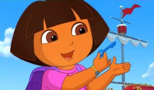 Dora and Friends Birthday Theme Party