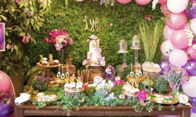 Fairies Birthday Party