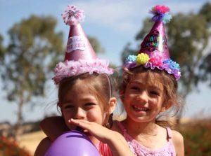 Tea Party Kids Birthday