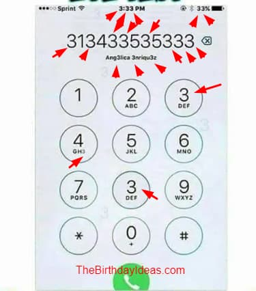 How Many 3s in the Image Riddle Answer