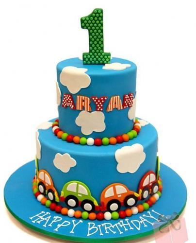 1St Birthday Cake Design Ideas