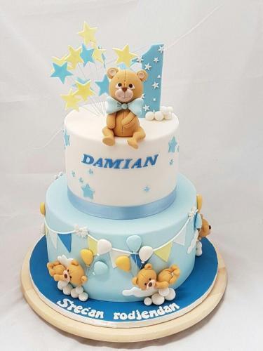 1st birthday cake design pinterest